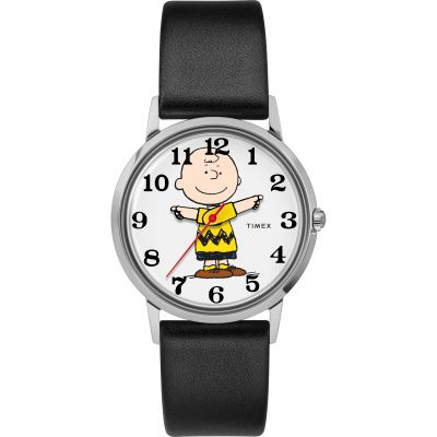 Mens Timex Todd Snyder Peanuts Watch TW2T39600