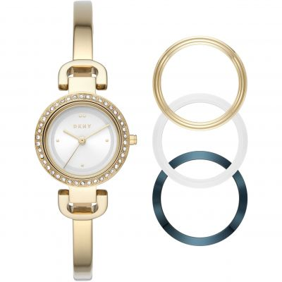 Ladies DKNY City Link  Watch Gift Set NY2891