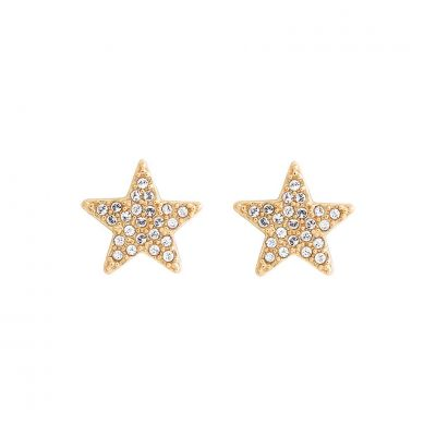 Biżuteria Olivia Burton Jewellery Star Stud Earrings OBJCLE34