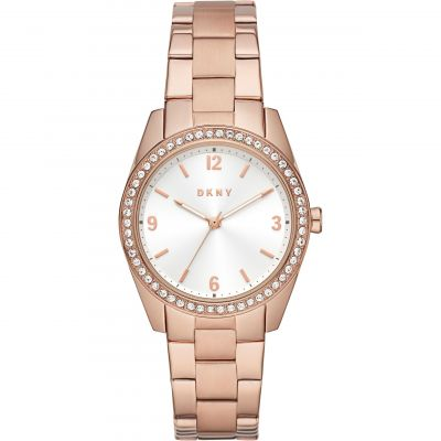 DKNY Nolita Dameshorloge Rose Gold NY2902