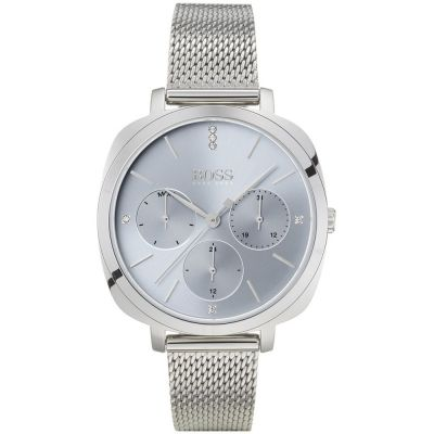 Hugo Boss Ladies Iconic Damklocka Silver 1502491