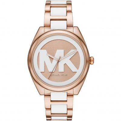 Ladies Michael Kors Janelle Watch MK7134