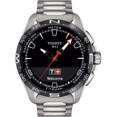 Tissot T-Touch Connect Solar Watch T1214204405100