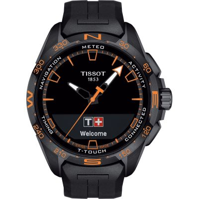 Reloj Tissot T-Touch Connect Solar T1214204705104