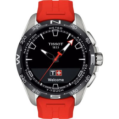 Tissot T-Touch Connect Solar Watch T1214204705101