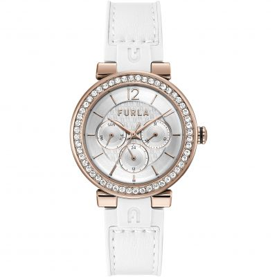 Ladies Furla Block Watch WW00011003L3