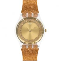 Ladies Swatch Sparklingot Watch GE285