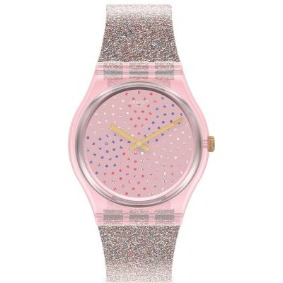 Swatch Multilumino Dameshorloge Roze GP168