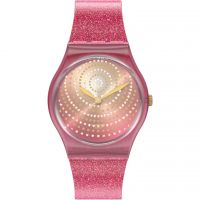Ladies Swatch Chrysanthemum Watch GP169