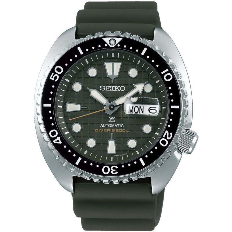 Mens Seiko Automatic Watch SRPE05K1