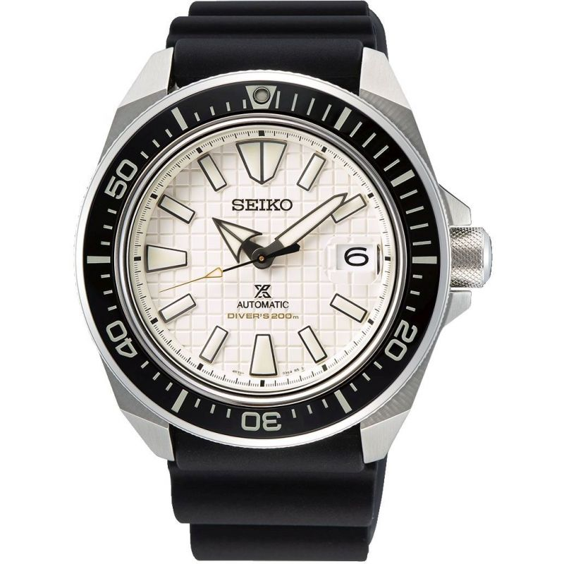 Mens Seiko Automatic Watch SRPE37K1