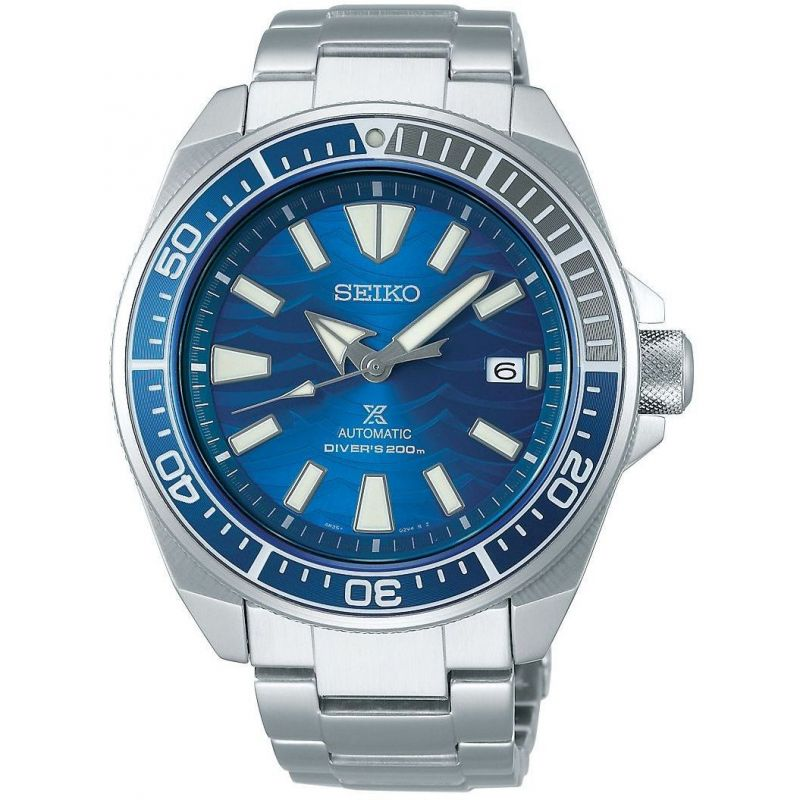 Mens Seiko Automatic Watch SRPD23K1