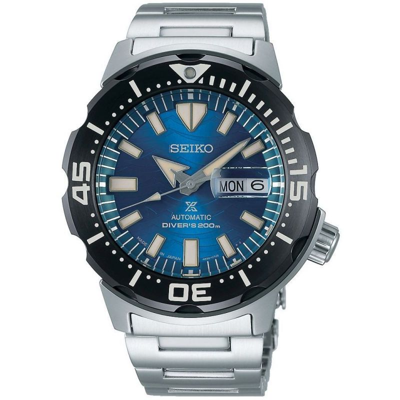 Mens Seiko Automatic Watch SRPE09K1