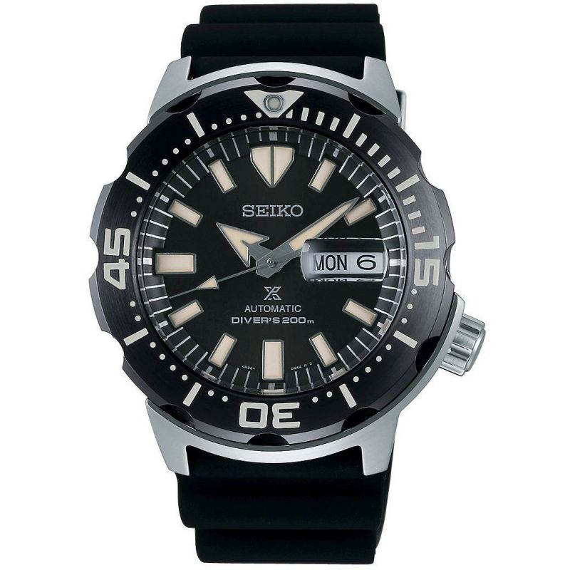 Mens Seiko Automatic Watch SRPD27K1