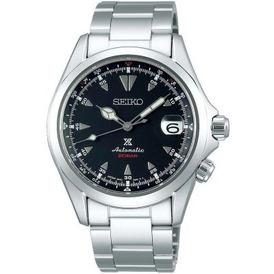 Mens Seiko Automatic Watch SPB117J1