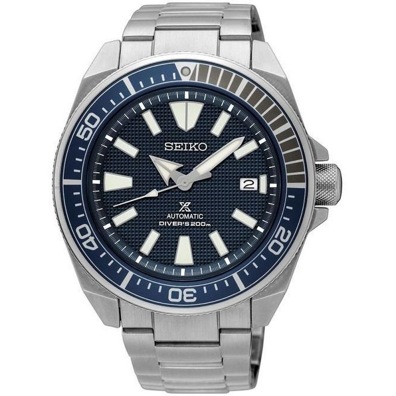 Mens Seiko Automatic Watch SRPF01K1