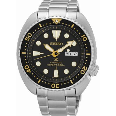 Mens Seiko Automatic Watch SRPE91K1