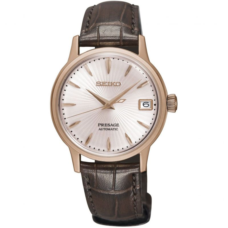 Ladies Seiko Automatic Watch SRP852J1