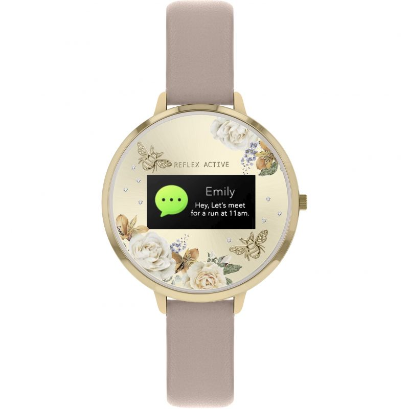 Ladies Reflex Active Bluetooth Smartwatch RA03-2016