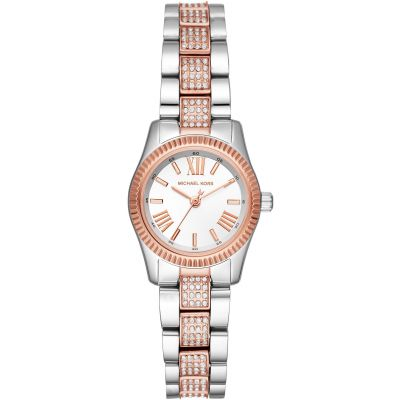Michael Kors Lexington Dameshorloge Tweetonig MK3876