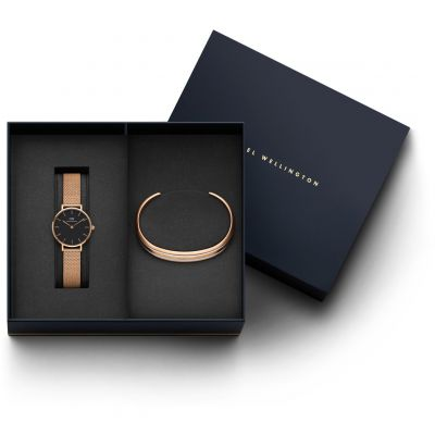Daniel Wellington Melrose Dameshorloge Rose Gold DW00500980