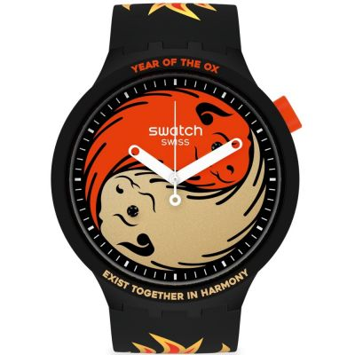 Reloj para Unisex Swatch Ox Rocks 2021 SO27Z109