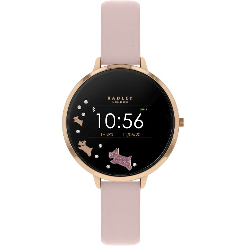 Ladies Radley Smart Series 3 Bluetooth Smartwatch RYS03-2002