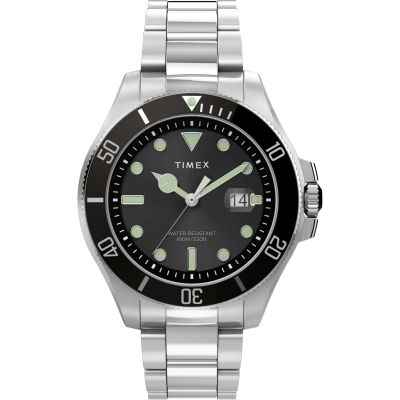 Timex Dress City Collection Unisexuhr TW2U41800