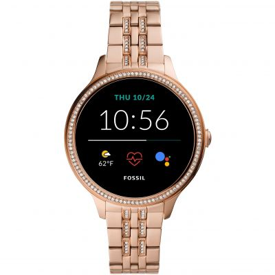 Fossil Smartwatches Bluetooth Smartwatch FTW6073