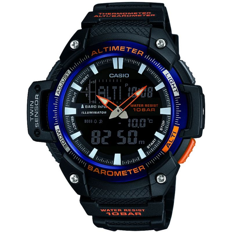 Casio Watch SGW-450H-2BER