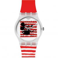 Swatch Mouse Mariniere Keith Haring Watch