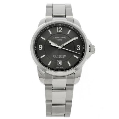 Certina Gents DS Podium Herrklocka Silver C0014071108700