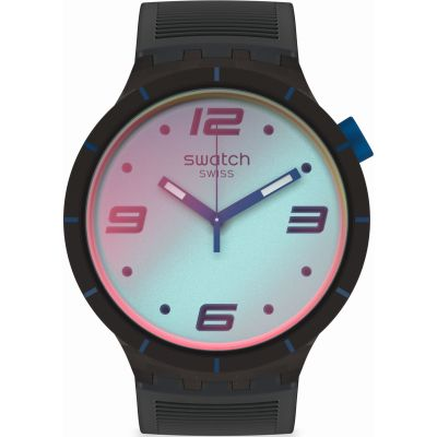 Reloj para Unisex Swatch Futuristic Grey SO27B121