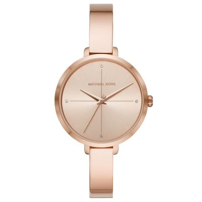 Michael Kors Outlet Charley Damklocka Rose Gold MK4380