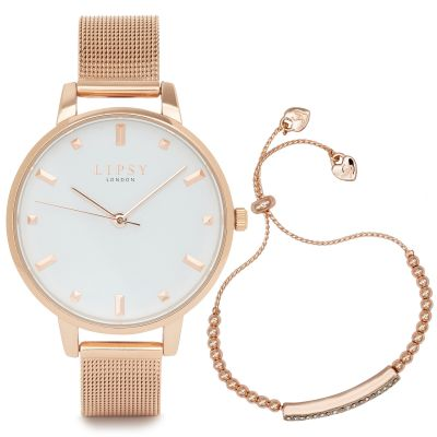 Lipsy Watch LPLP848G