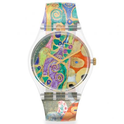 Reloj para Unisex Swatch Hope, Ii By Gustav Klimt, The Watch GZ349