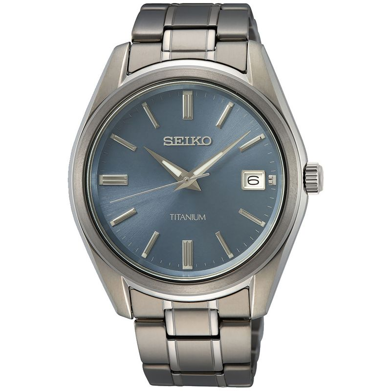 Seiko Core Titanium Watch SUR371P1