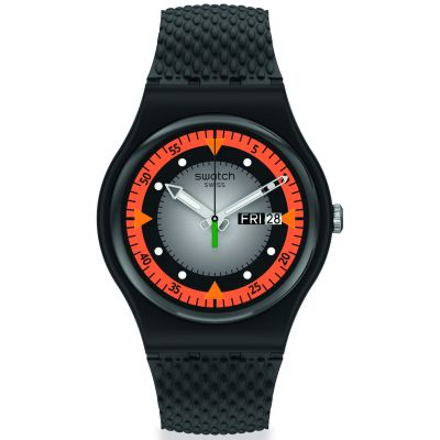 Montre Homme Swatch Gray Blend SO29B701