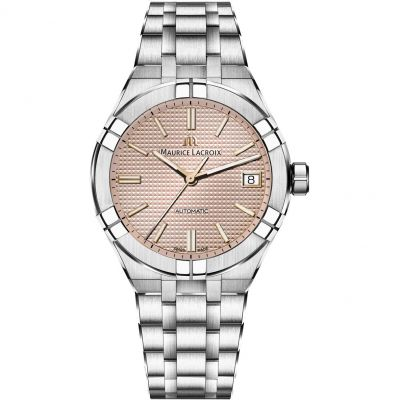Unisex Maurice Lacroix Aikon Automatic Watch AI6007-SS002-731-1
