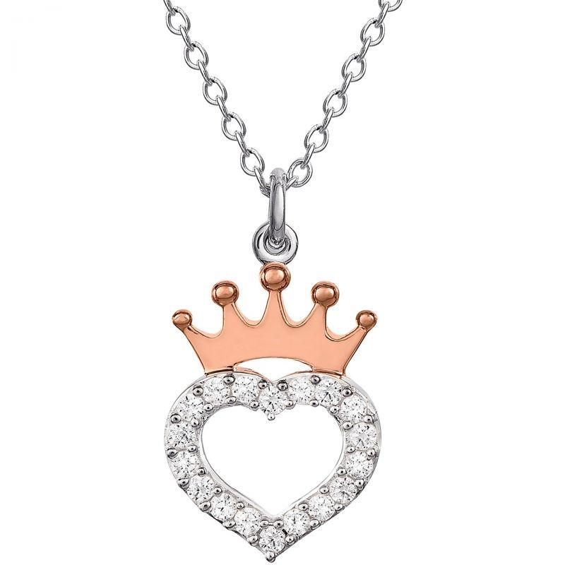 ladies disney princess necklace