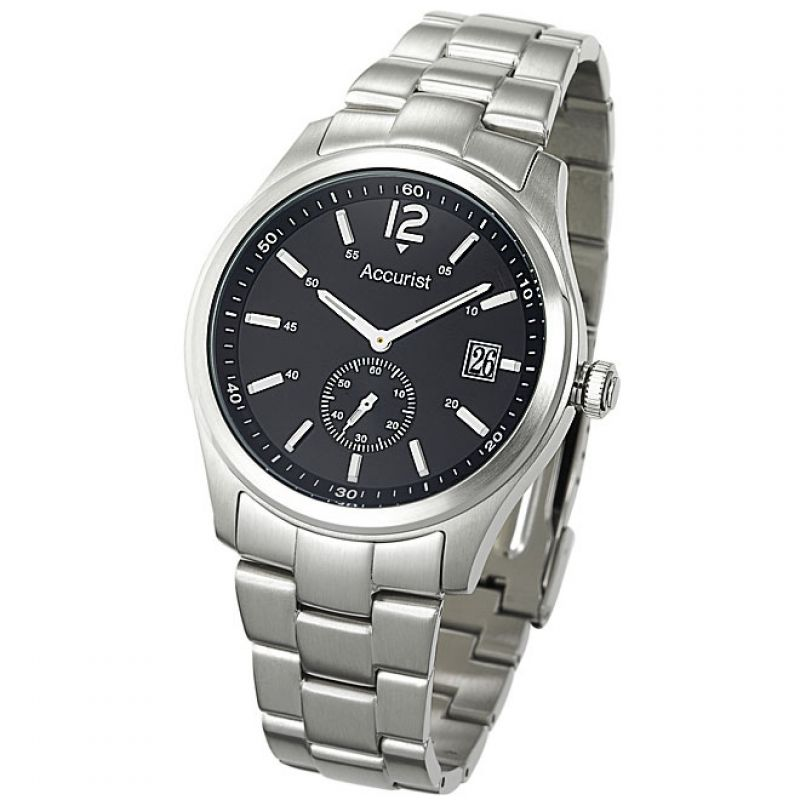 Mens Accurist Watch MB613BR