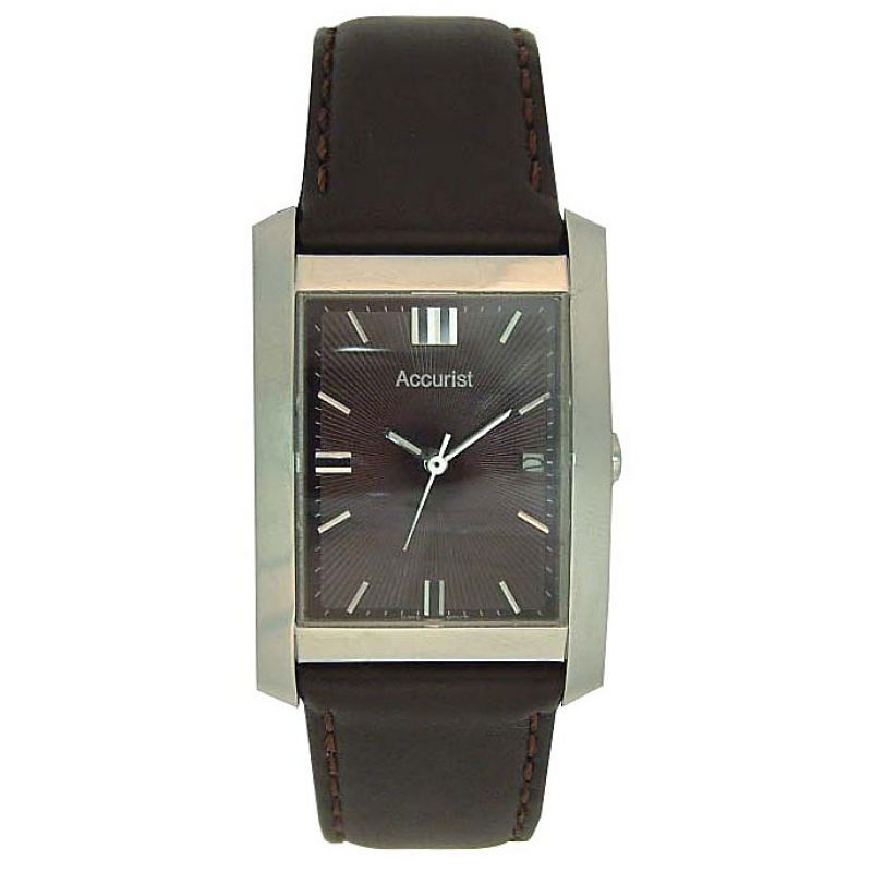 Mens Accurist Watch MS149BR