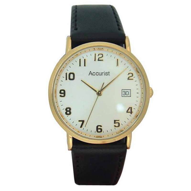 Mens Accurist Watch MS571S