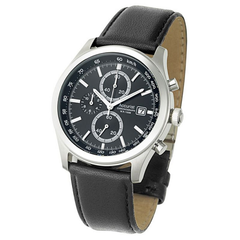 Mens Accurist Watch MS636B
