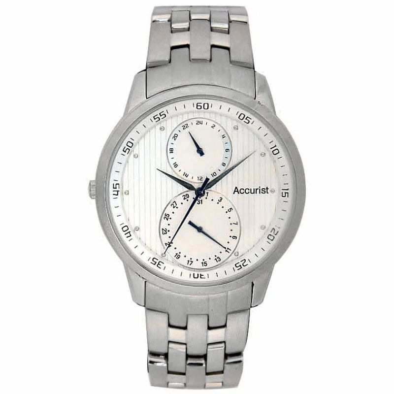Mens Accurist Watch MB678S