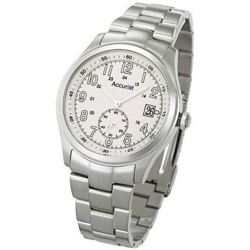 Mens Accurist Watch MB614I