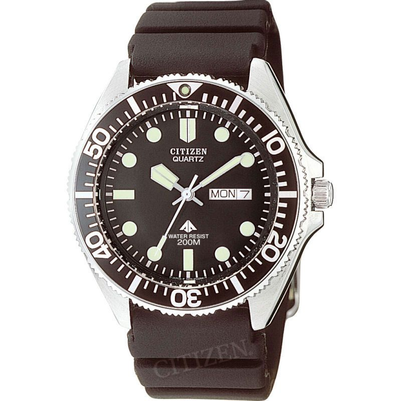 Mens Citizen Divers Watch BK3150-04EE