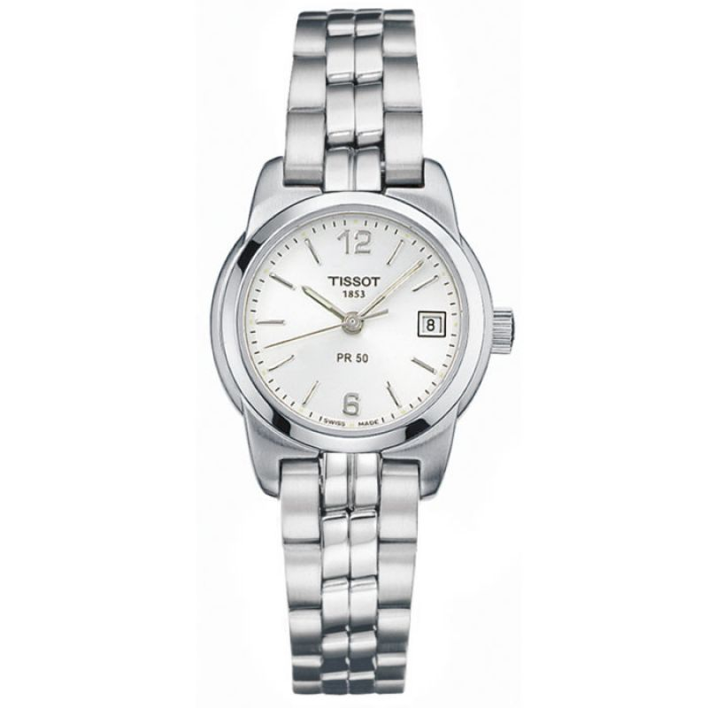 Ladies Tissot PR50 Watch T34128132