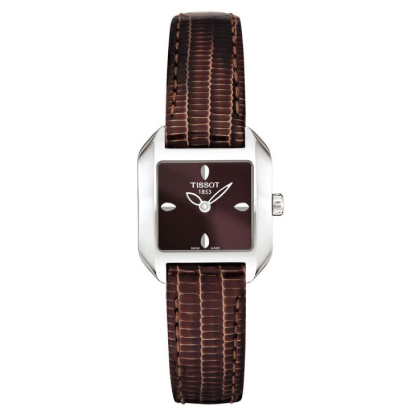 Ladies Tissot T-Wave Watch T02121561