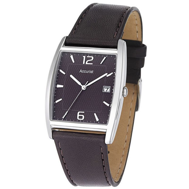 Mens Accurist Watch MS561BR